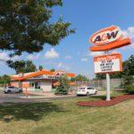 A&W Retail Location in Sarnia, Ontario