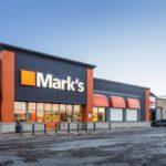 Mark's retail store