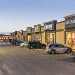 Thunder Center Shopping area in Thunder Bay