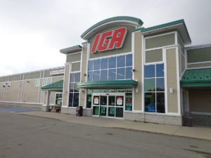 IGA Pointe-du-lac, Quebec