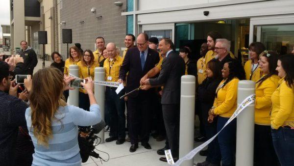 Ikea Grand Opening in Windsor