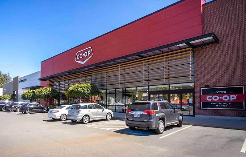 Skyline Retail REIT - Abbotsford BC
