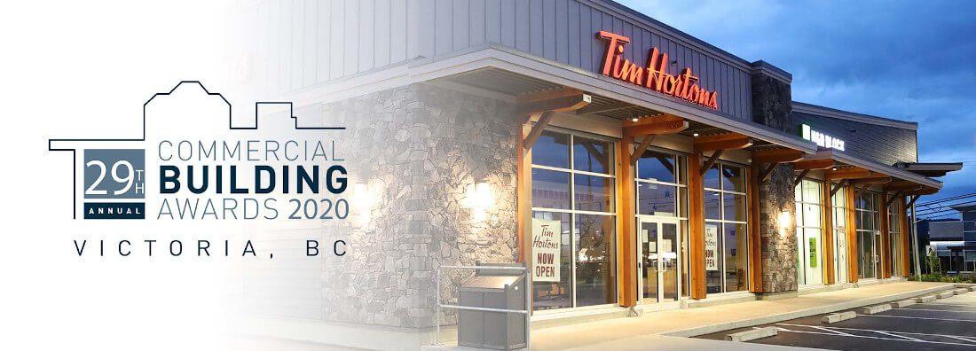 Retail REIT - Winning Commercial Building Award